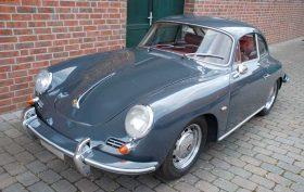 Porsche 356 C - 1963 Slate Grey