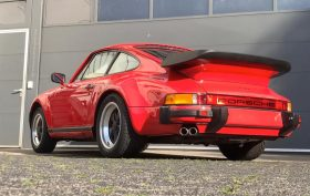 Porsche 911 Turbo (930) - 1979 - Rouge Indien