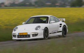 Porsche 911 GT2 (997) - 2008 - Blanc Carrara