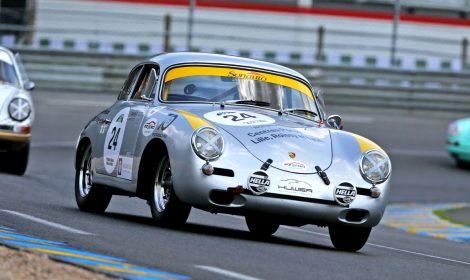 Porsche Classic Race Le Mans 2018 : «médaille en chocolat»