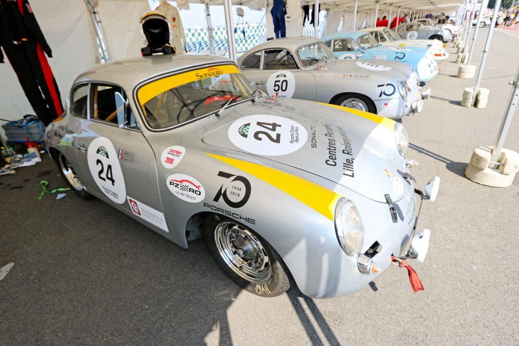 Choupette Porsche 356 Karmann