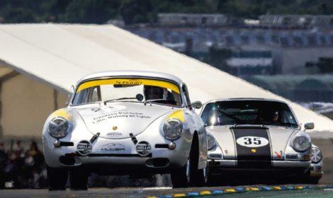Projet Le Mans Classic 2020 avec Marc Joly